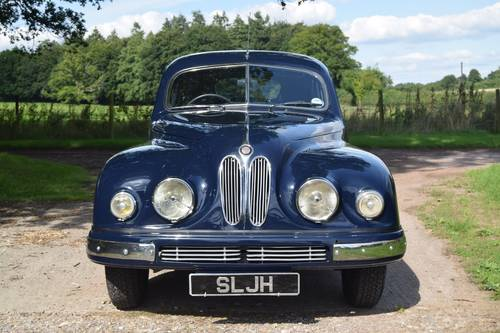1952 Bristol 401 SOLD (picture 2 of 6)