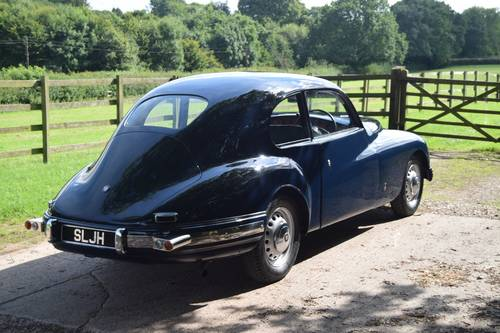 1952 Bristol 401 SOLD (picture 3 of 6)