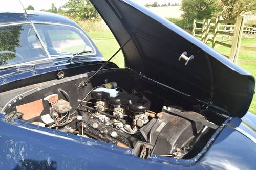 1952 Bristol 401 SOLD (picture 6 of 6)