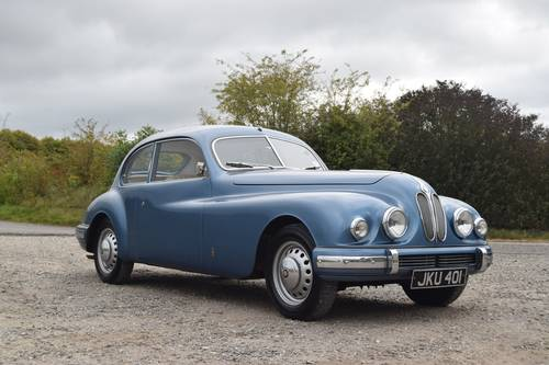 1953 Bristol 401 SOLD (picture 1 of 6)