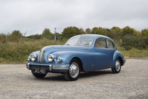 1953 Bristol 401 SOLD (picture 4 of 6)
