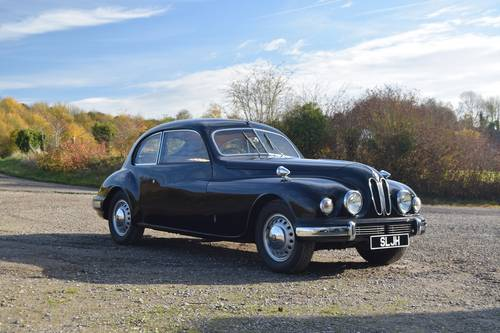 1950 Bristol 401 For Sale (picture 1 of 6)