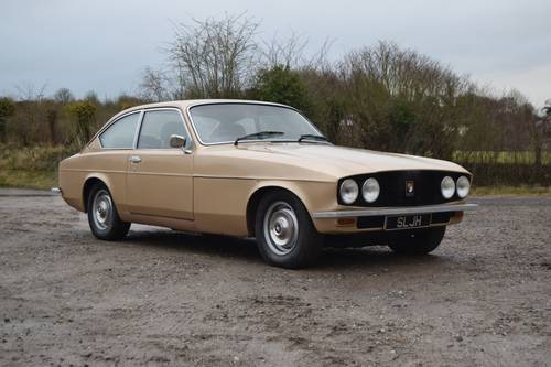 1977 Bristol 603 SOLD (picture 1 of 6)