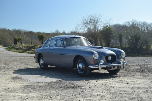 1957 Bristol 405 SOLD (picture 1 of 6)