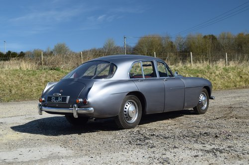 1957 Bristol 405 SOLD (picture 2 of 6)
