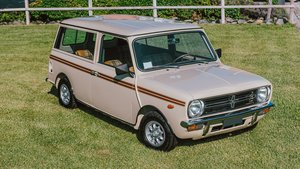 1980 British Leyland Clubman  For Sale by Auction
