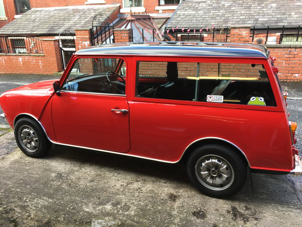 1979 Fully rebuilt mini clubman estate For Sale (picture 2 of 6)