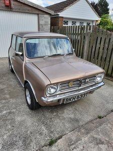 1978 Mini Clubman 1100 37000 miles
