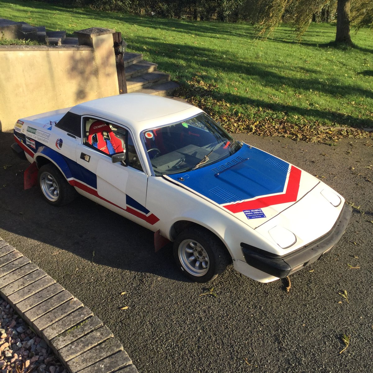1979 Tr7 v8 rally car For Sale (picture 2 of 6)