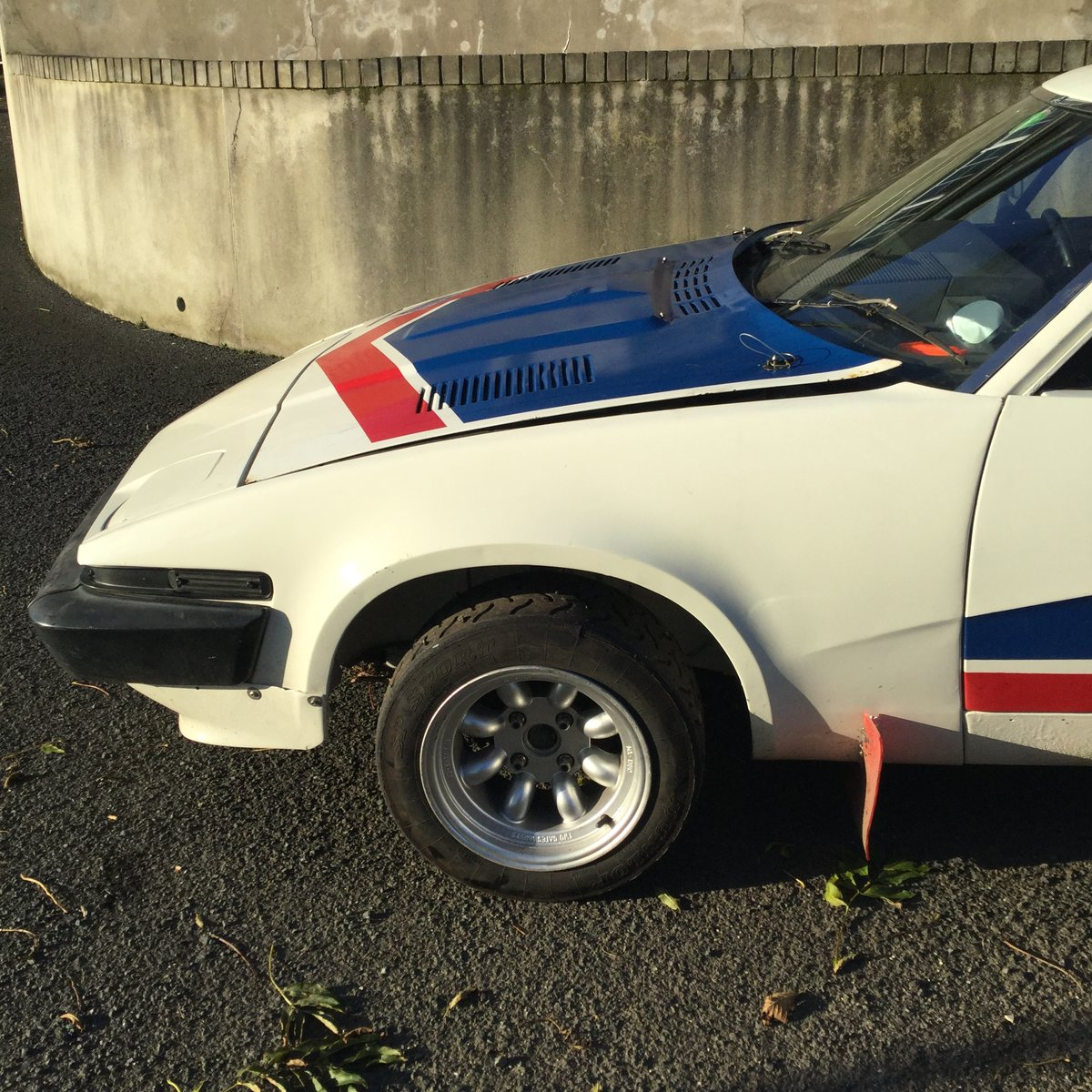 1979 Tr7 v8 rally car For Sale (picture 3 of 6)