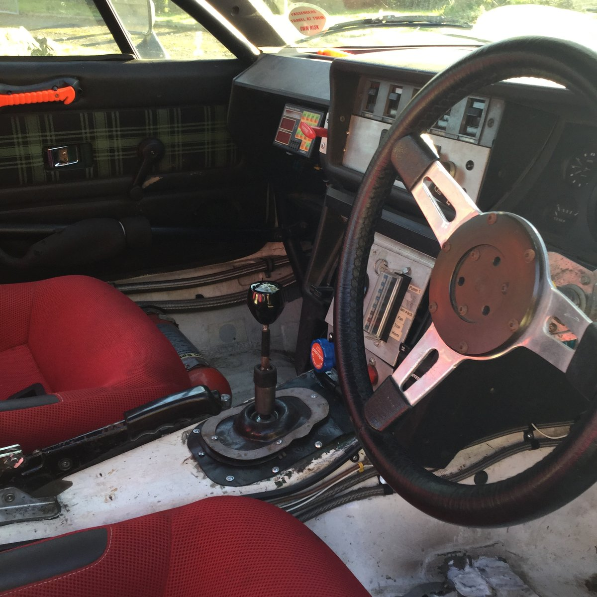 1979 Tr7 v8 rally car For Sale (picture 5 of 6)