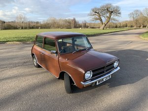 Picture of 1977 LEYLAND CARS MINI CLUBMAN 1100 Est: £14,000 - £18,000 For Sale by Auction