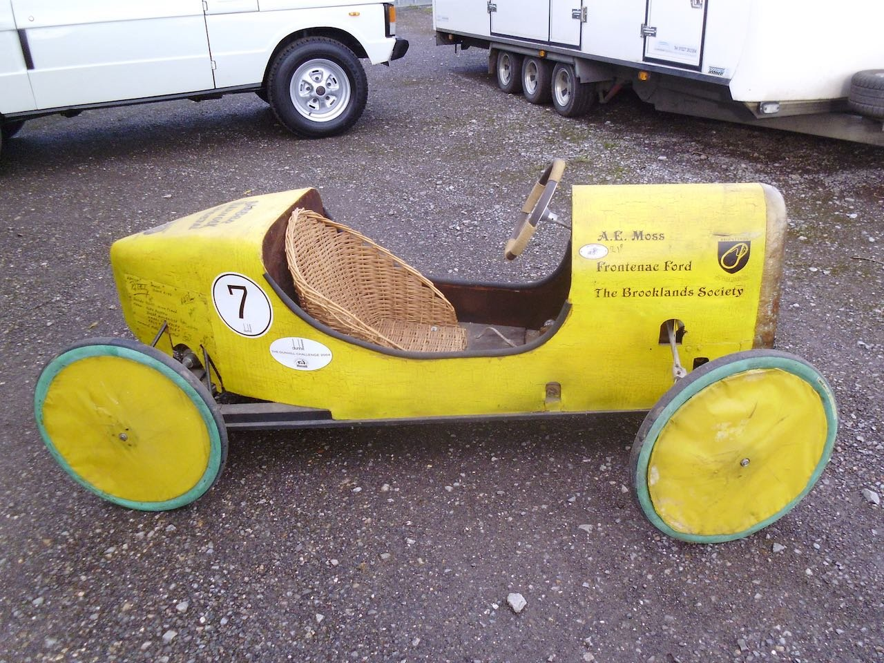 2003 Goodwood Barber Warnock Special Gravity Racer For Sale (picture 2 of 6)