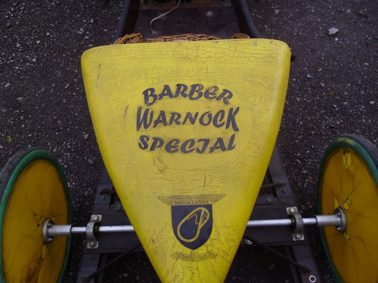 2003 Goodwood Barber Warnock Special Gravity Racer For Sale (picture 3 of 6)