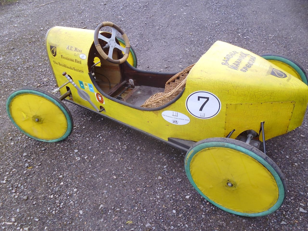 2003 Goodwood Barber Warnock Special Gravity Racer For Sale (picture 6 of 6)