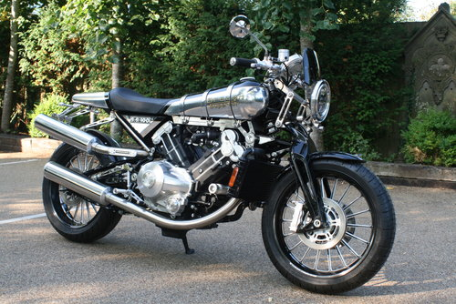 2018 BROUGH SUPERIOR SS100 MKI Limited Edition For Sale (picture 2 of 6)