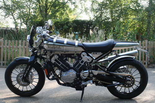 2018 BROUGH SUPERIOR SS100 MKI Limited Edition For Sale (picture 6 of 6)