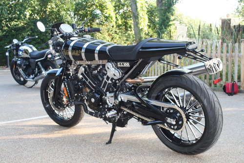 2018 BROUGH SUPERIOR SS100 MKI Limited Edition For Sale (picture 4 of 6)