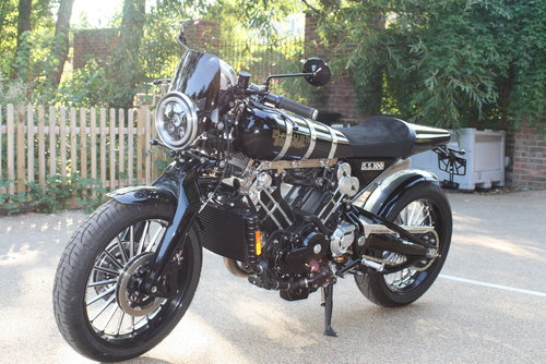2018 BROUGH SUPERIOR SS100 MKI Limited Edition For Sale (picture 5 of 6)