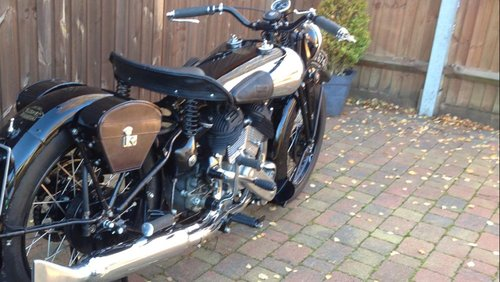 1936 Brough Superior SS80  For Sale (picture 2 of 6)