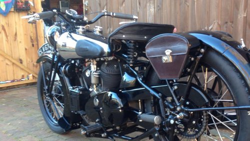 1936 Brough Superior SS80  For Sale (picture 3 of 6)