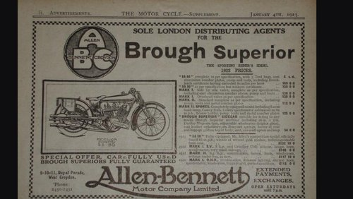 1930 Motorcycles/ and scooters / wanted / Classic / vintage /   Wanted (picture 1 of 1)