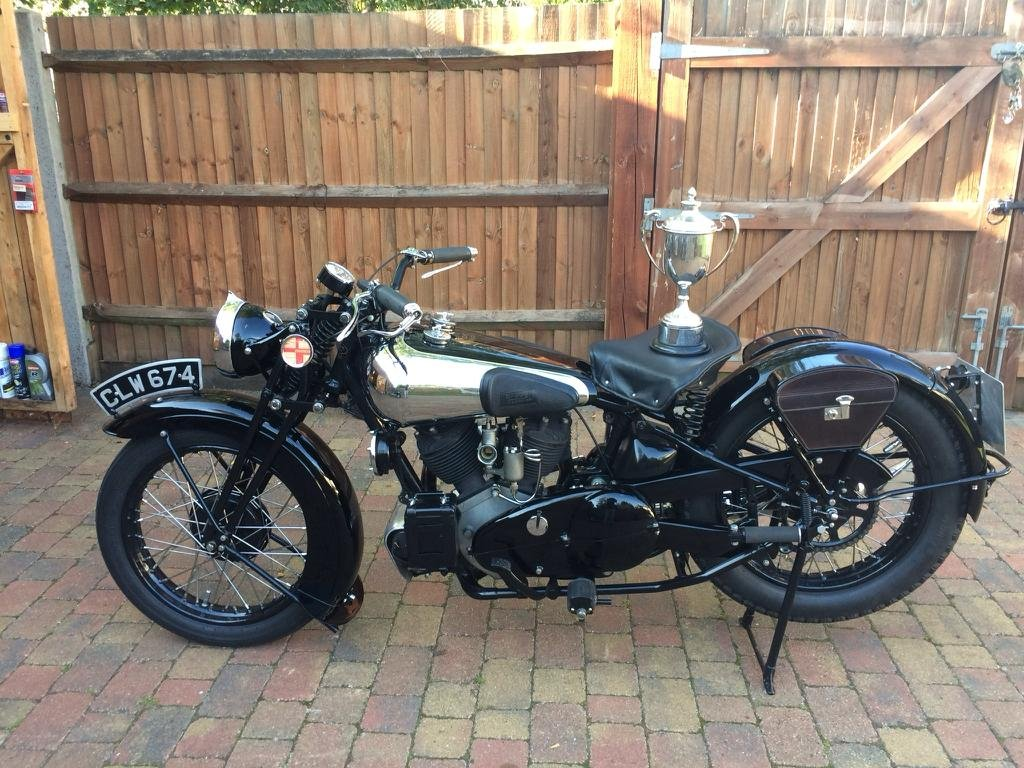 1936 Brough Superior SS80  For Sale (picture 6 of 6)