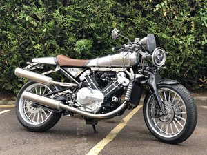2018  Brough Superior's SS 100 Titanium Edition 650 Miles