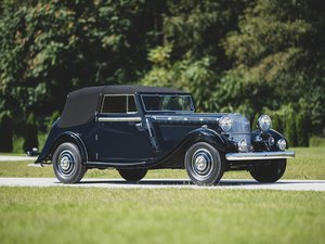 1937 Brough Superior 3-Litre Dual Purpose Drophead Coupe by  For Sale by Auction