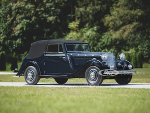 1937 Brough Superior 3-Litre Dual Purpose Drophead Coupe by