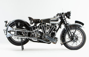 Brough Superior 982cc SS100
