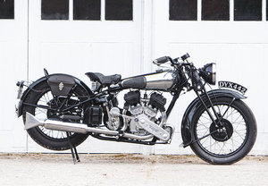 Picture of 1937 Brough Superior 982cc SS80 For Sale by Auction