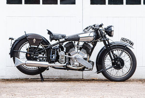 Picture of 1937 Brough Superior 1,096cc 11-50hp For Sale by Auction