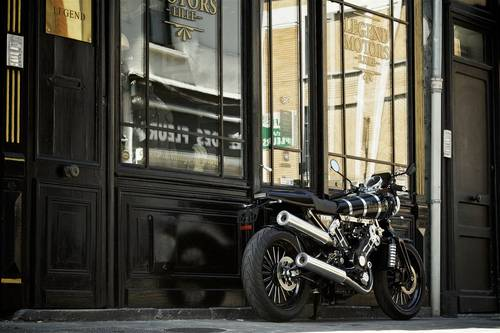 2017 BROUGH SUPERIOR SS100 FULL BLACK For Sale (picture 2 of 6)