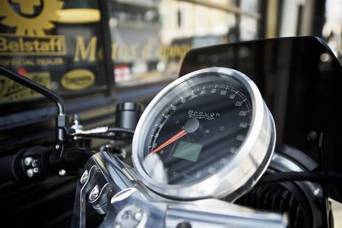 2017 BROUGH SUPERIOR SS100 FULL BLACK For Sale (picture 5 of 6)