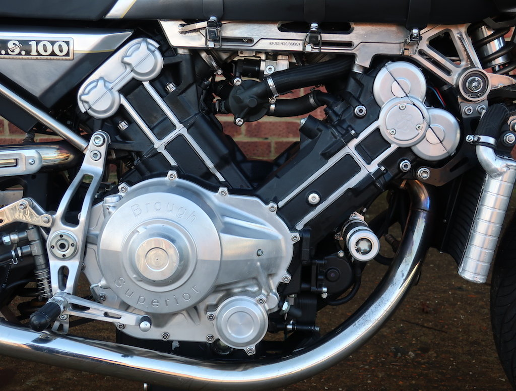 2016 Brough Superior SS100 EXP. No. 002  For Sale (picture 3 of 6)
