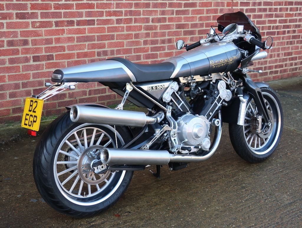 2016 Brough Superior SS100 EXP. No. 002  For Sale (picture 4 of 6)