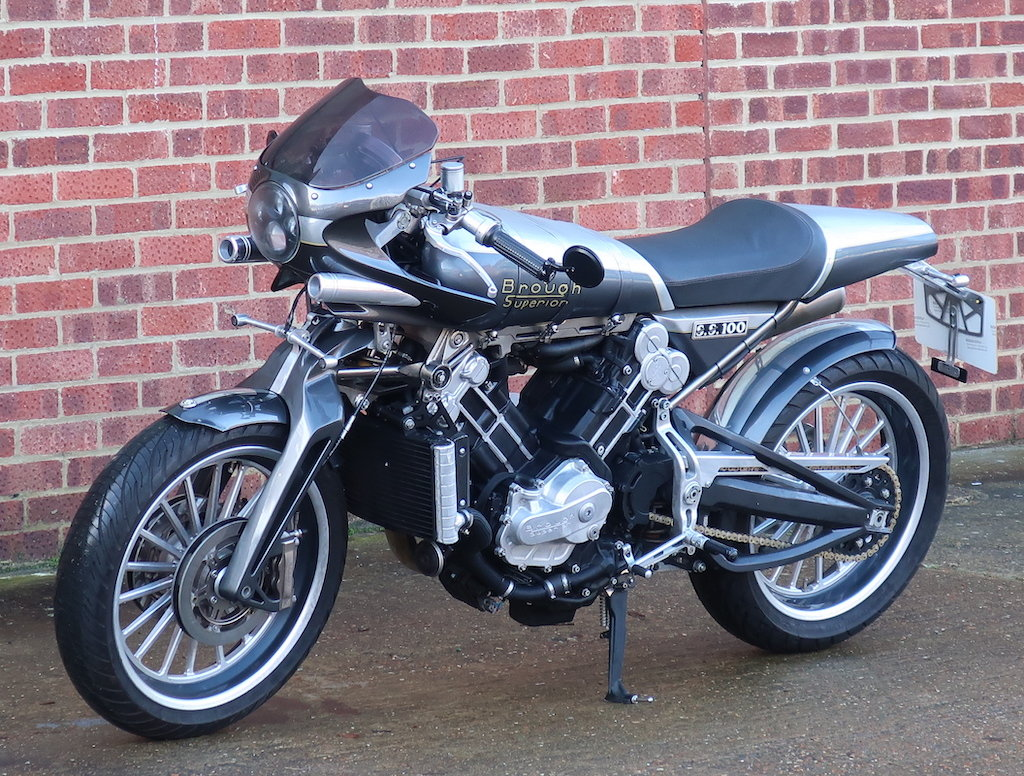 2016 Brough Superior SS100 EXP. No. 002  For Sale (picture 6 of 6)