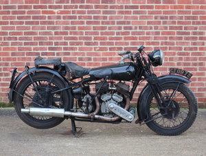 1939 Brough Superior SS80