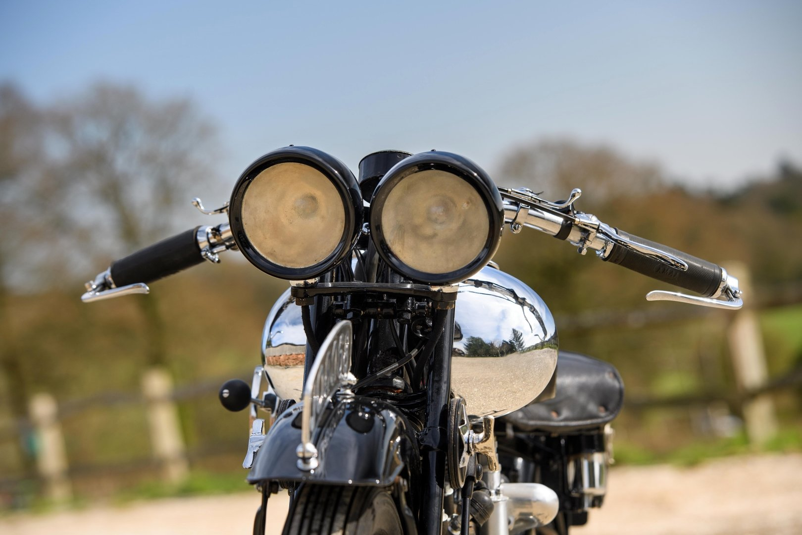 1933 Brough Superior 680 OHV - Matching Numbers For Sale (picture 4 of 6)