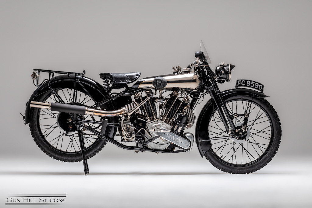1925 Brough Superior SS100 For Sale (picture 1 of 6)