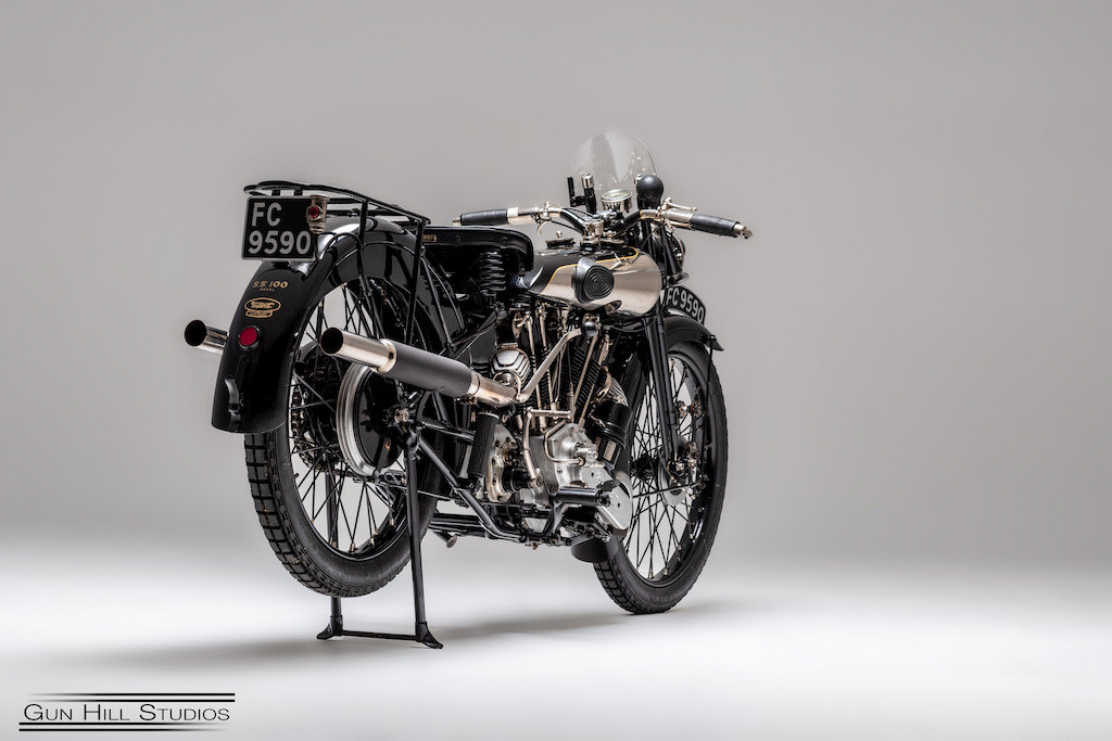 1925 Brough Superior SS100 For Sale (picture 2 of 6)