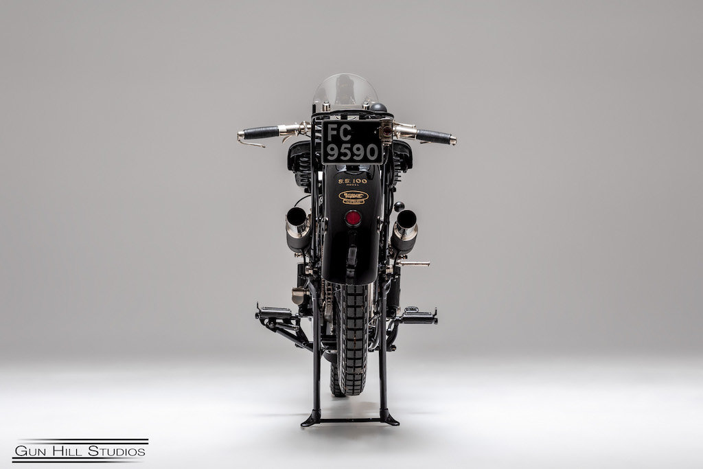 1925 Brough Superior SS100 For Sale (picture 3 of 6)