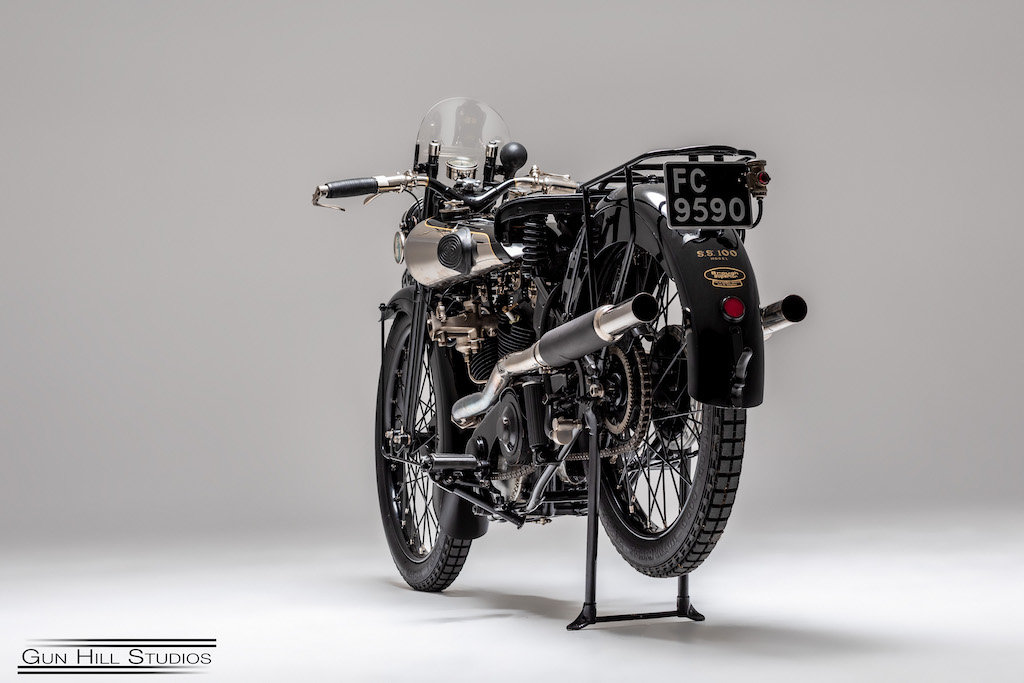 1925 Brough Superior SS100 For Sale (picture 4 of 6)