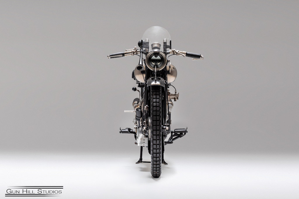 1925 Brough Superior SS100 For Sale (picture 5 of 6)