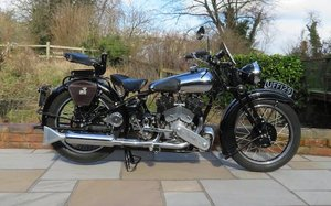 1935 BROUGH SUPERIOR 982CC SS80 (LOT 356)
