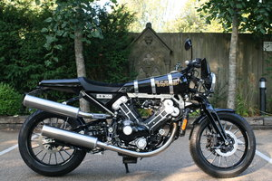 LAST OF THE EURO 3 BROUGH SUPERIOR SS100 MK I