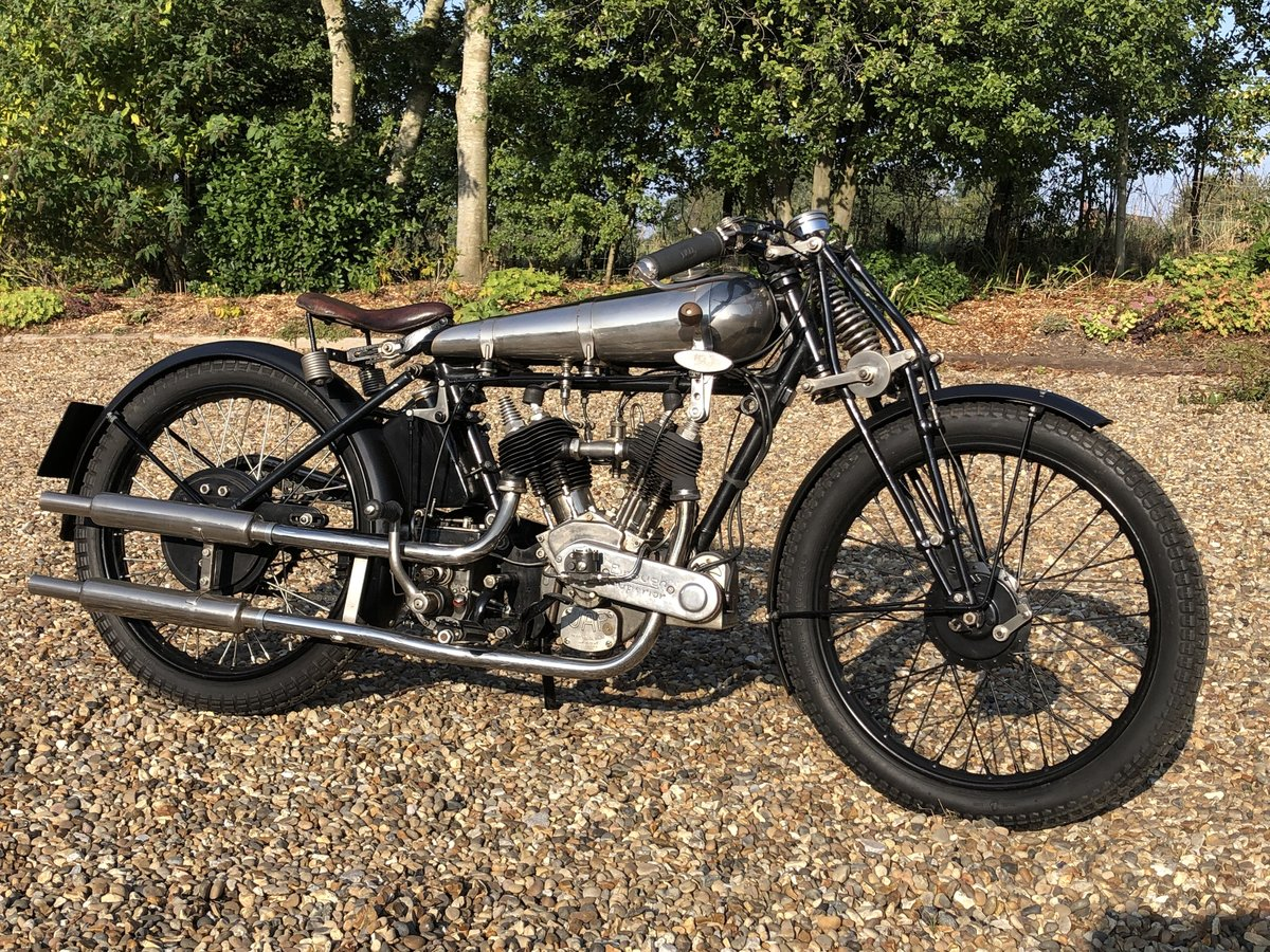1926/32 Brough Superior 5/15 For Sale by Auction (picture 1 of 6)
