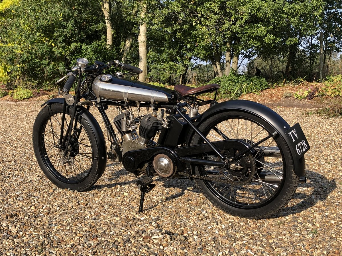 1926/32 Brough Superior 5/15 For Sale by Auction (picture 2 of 6)