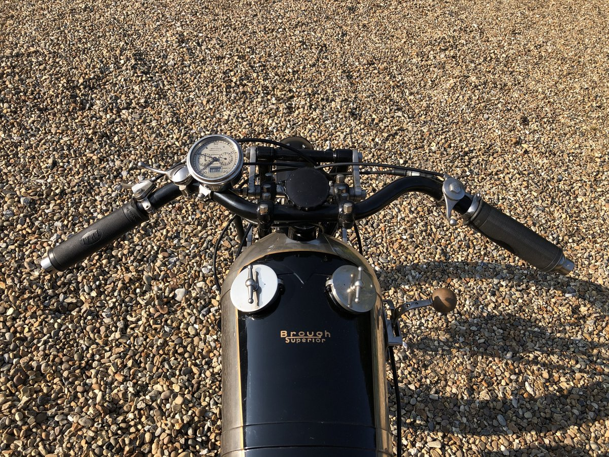 1926/32 Brough Superior 5/15 For Sale by Auction (picture 3 of 6)
